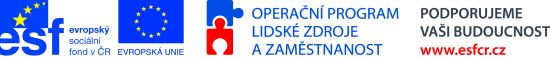 ESF EU - OP LZZ - esfcr.cz